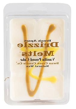 1 X Swan Creek Drizzle Melts- Vanilla Pound Cake