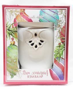 1 Bath & Body Works White Barn Ceramic Fragrance Melts Wax T