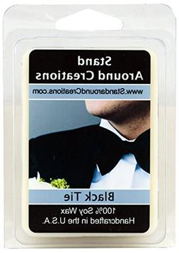 100% All Natural Soy Wax Melt Tart - Black Tie: Sophisticate