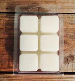 HANDMADE 100% A-Natural SOY WAX 3+ oz Breakaway TART MELTS S