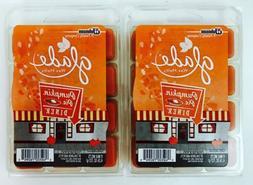 11 Glade Wax Melts Pumpkin Pie Diner Air Freshener Warmer LI