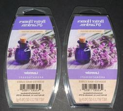 2  BETTER HOMES & GARDENS Aromatherapy Wax Melts LAVENDER 2.