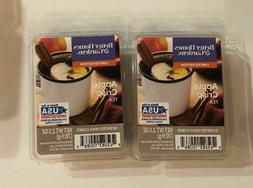 2 Packs Apple Crisp Tea Better Homes and Gardens Wax melts t