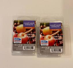 2 Packs Fall into autumn Better Homes and Gardens Wax melts