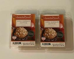 2 Packs Pumpkin Apple Muffins ScentSationals Wax melts tarts
