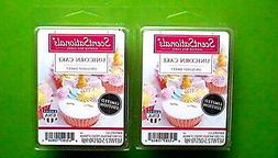2 PACKS - SCENT SATIONALS SCENTED WAX CUBES LIMITED EDITION