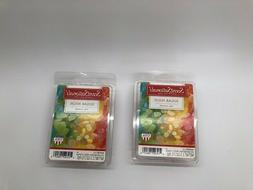 2 Packs Sugar High Scented Wax cubes Melts Tarts - ScentSati