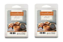 2 Packs Sugar Pumpkin Cronuts ScentSationals Wax melts tarts