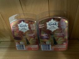 Febreze WAX MELTS Fresh-Harvest Pumpkin 6 Cubes  Limited Ed