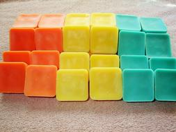 24 Wickless Scented Candle Wax Melts Tarts Cubes U Choose Sc