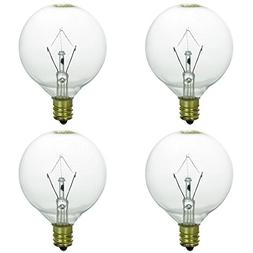 4 Pack 25WLITE 25 Watt Replacement light Bulb for Authentic