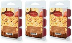 CANDLE WARMERS ETC 3-Pack 2.5 oz Wax Melt Tart oz. 3 pk, Hot