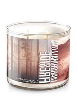 Bath & Body Works 3-Wick Candle in MArshmallow Fireside