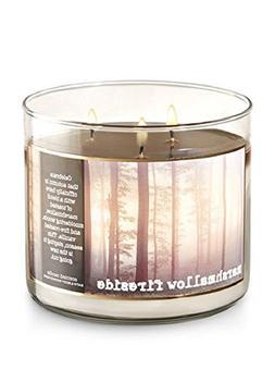 Bath & Body Works 3 Wick Marshmallow Fireside