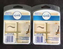 4 Febreze Vanilla & Cream Wax Melts 6 Melts Per Pack