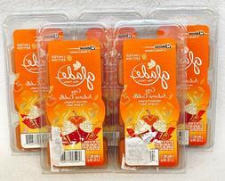 5 PACKS Glade COZY AUTUMN CUDDLE Pumpkin Caramel Spice Wax M