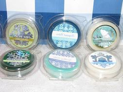 5 bath body works wax melts winter