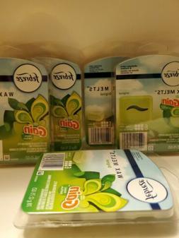 5 Febreze Wax Melts Air Freshener, Gain Original Scent  Tota