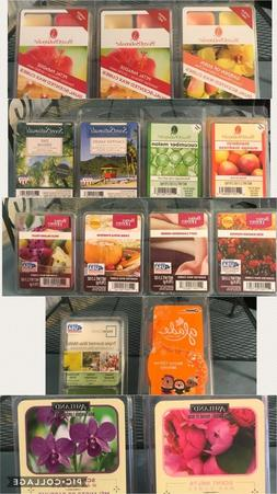 6 or 12 Count Single or Multiple Pack Sets of SCENTED WAX ME