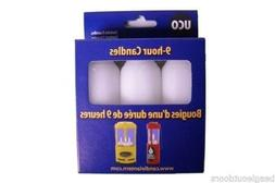 UCO 9-Hour White Candles Candle Lanterns and Emergency Prepa