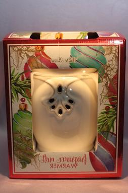 Bath And Body Works ART DECO MELT WARMER Plus 2 Wax Melts- *