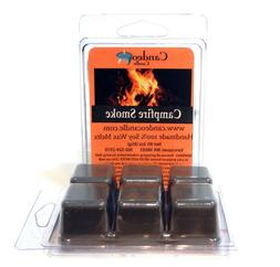 Campfire Smoke, Super Scented Soy Melt Cubes, Pack of 2- Use