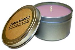 Candlecopia Lavender Vanilla Strongly Scented Sustainable Ve