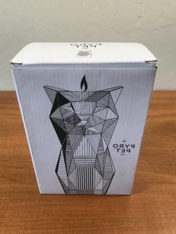 Catt Wax Candle Melts to Metallic Skeleton  Kisa Pyro Pet