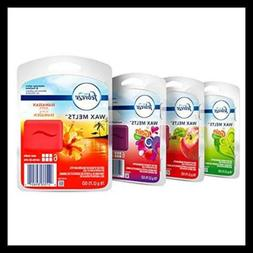 Febreze Wax Melts Air Freshener Variety Pack, Fresh-Pressed