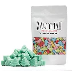 Happy Wax - 8 Oz. Pouch - Evergreen Tree Wax Melts - All nat