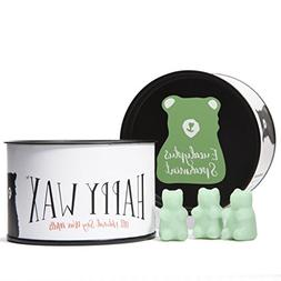 Happy Wax - Eucalyptus Spearmint Scented Soy Wax Melts | All