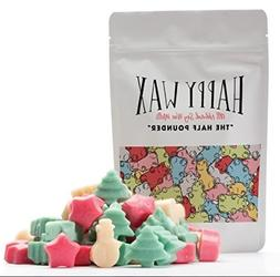 Happy Wax - Holiday Mix Scented Soy Wax Melts - Large  Pouch