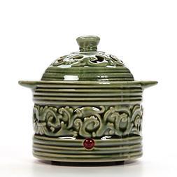 Hosley Green Electric Potpourri Warmer. Ideal Gift for Weddi
