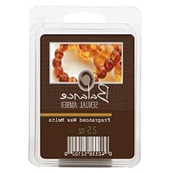 Hosley Sensual Amber  Scented Wax Cubes/Melts - 2.5 oz. Hand