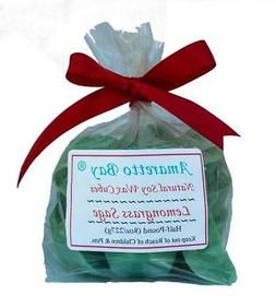 Lemongrass Sage Scented Soy Wax Melts - Half-Pound - Wax Chu