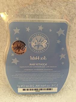 Scentsy Ice Hotel Bar Wickless Candle Tart Wax 3.2 Oz 8 Squa