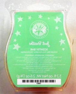 Scentsy Just Breathe 3.2 oz Wax Melt Bar