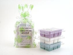 Spa Europa 3pk Melty Cube Wax Melts: Badedas , Lavender Mist