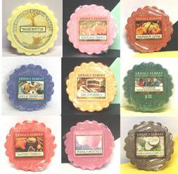 Yankee Candle TARTS WAX MELTS Potpourri Tart VARIETY