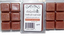 Bible Verse Candles 3 Pack Almond Blossom Wax Melt 9oz Wax C