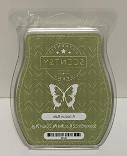 Scentsy Amazon Rain Bar Wickless Candle Tart Wax 3.2 Fl Oz,
