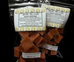 APPLE BUTTER CARAMEL Scented Tart Wax Melts Chunks Home Cand