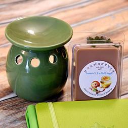 Apple Butter & Caramel Wax Melt - 6 cubes