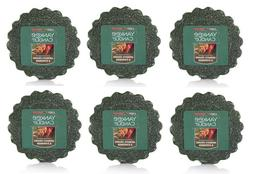 Yankee Candle Aromatic Orange & Evergreen 6 Pack Warming Wax