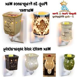 Artistic Design Plug In Candle Wax Melt Warmers Fragrance Me