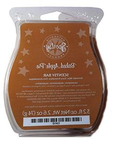 Scentsy Baked Apple Pie Wickless Candle Tart Warmer Wax 3.2