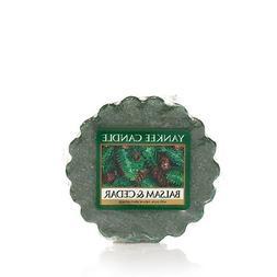 Balsam & Cedar Yankee Candle® Single Tart®