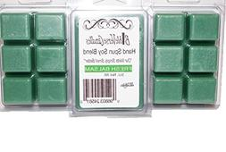 Bible Verse Candles 3 Pack Balsam Fir Wax Melt 9oz Wax Cube