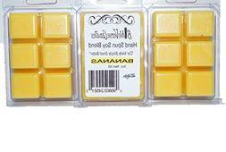 Bible Verse Candles 3 Pack Bananas Wax Melt 9oz Wax Cube Wax
