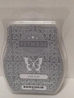 Scentsy Bar, Silver Bells, Wickless Candle Tart Warmer Wax 3